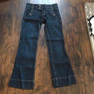 Rewind Jean Like Dress Pants